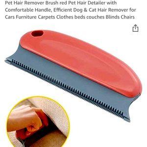 ⭐️free if u buy 25$⬆️⭐️ Pet hair remover brush